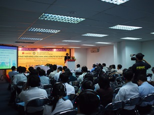 Presentaion at the seminar