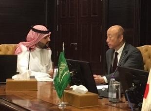 High level meeting@ SAGIA