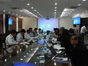 Meeting with Ministry of New and Renewable Energy (MNRE)