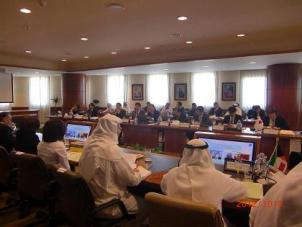 Member's presentation @ Kuwait Chamber of Commerce and Industry(KCCI)