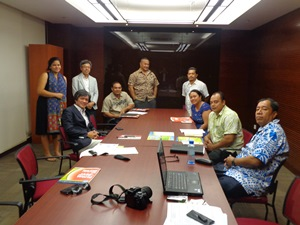 Ministry of Natural Resources & Environment , Samoa