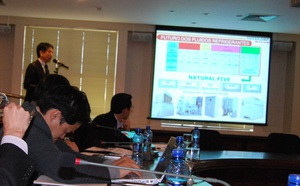 Presentation of Mayekawa MFG CO.,LTD  @FIEP, Curitiba