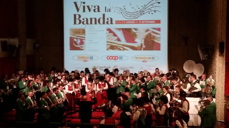2016 Concorso Viva la banda