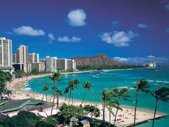 行きたいな~ハワイ!