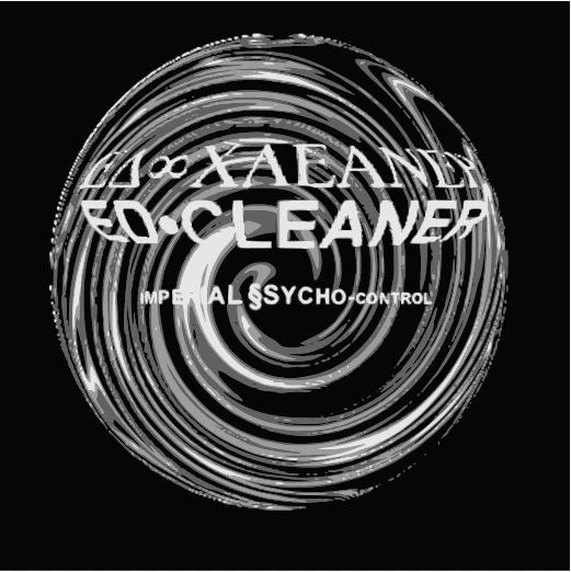 pochette album imperial §sycho-control par Ed Cleaner (22 titres - juin 2003)