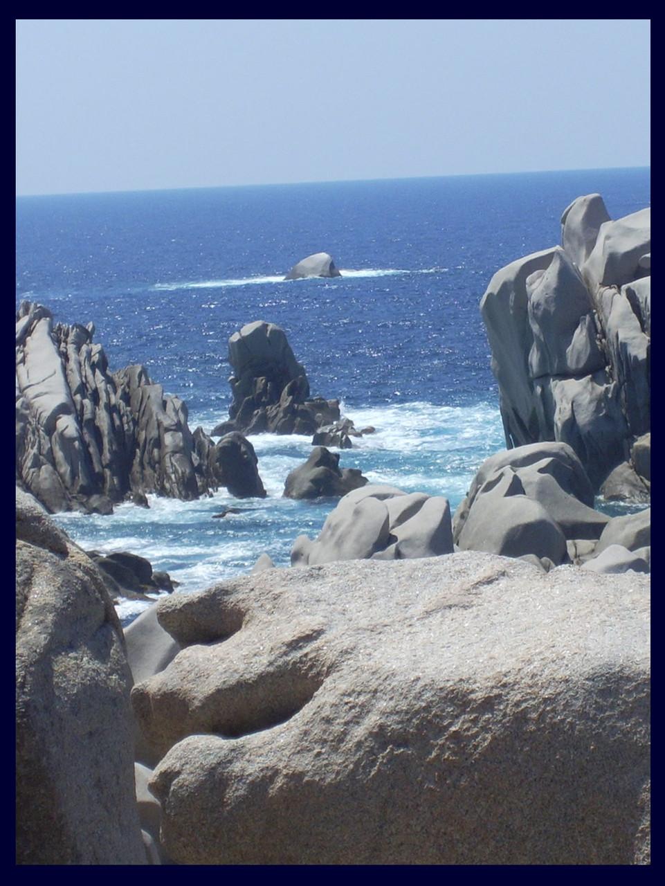 Sardinien - Küste