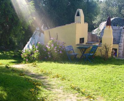 Casa Agliuledda - Sardinien - Grillstelle