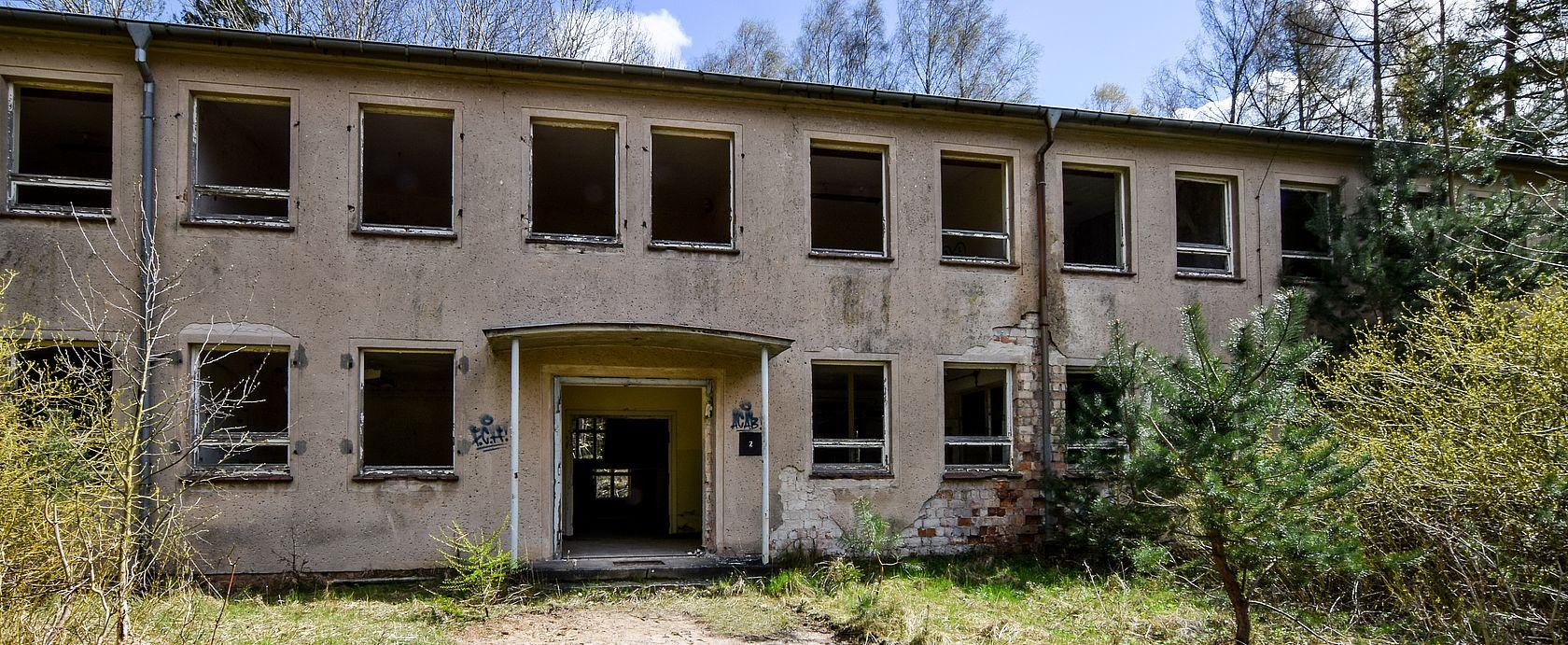 Die leeren Häuser