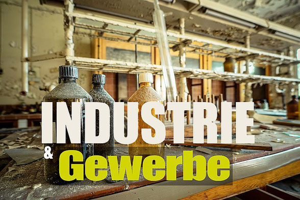 Abandoned Industrie