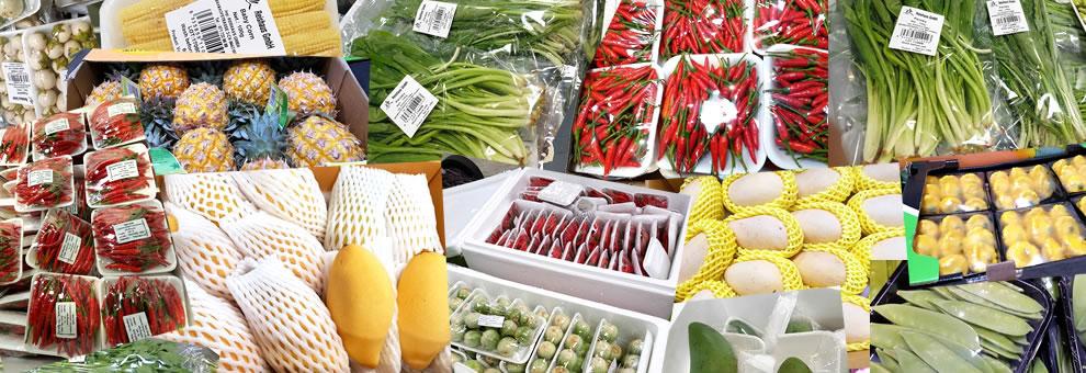 Frischprodukte in die Schweiz importieren