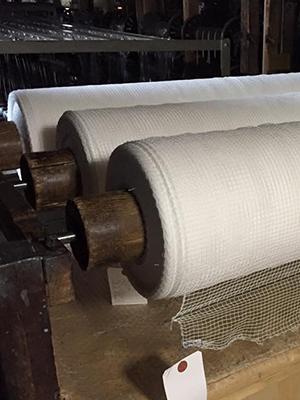 樹脂加工前のモジ網