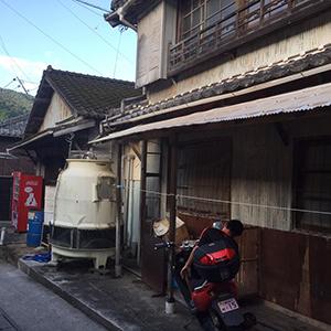 朝日綟子網株式会社の建物