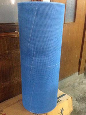 樹脂加工後のモジ網