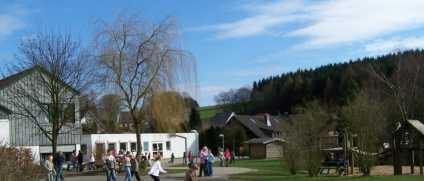 Schulhof Olpe