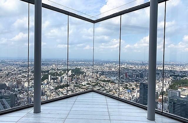 【絶景の屋外展望台】渋谷スカイ・行ってみて感動!【50代からの一人ゆる旅】