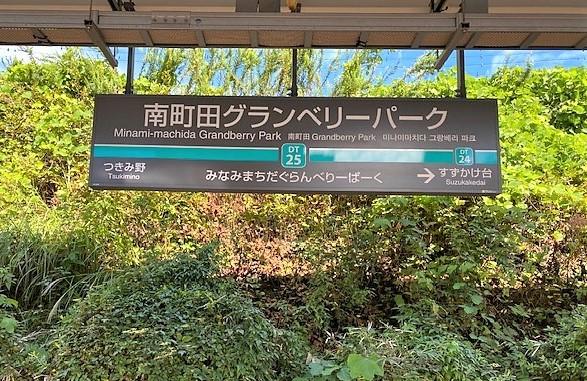 50代ひとり旅 南町田グランベリーパーク ブログ