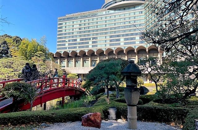 【東京名所】ニューオータニ日本庭園【無料で感動のパワースポット】