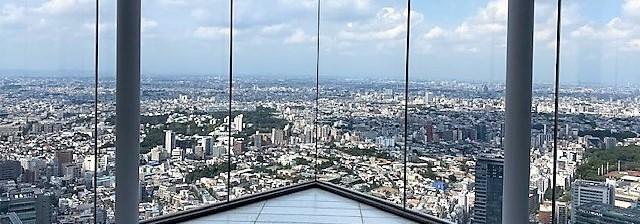 渋谷スカイ SHIBUYA SKY ブログ