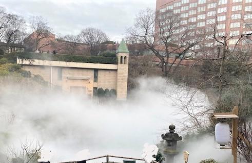 【神秘の庭園】雲海を体験・椿山荘 東京【入園方法を事前チェック】