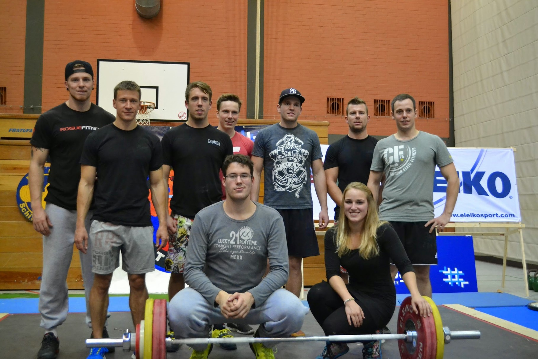 Team Barbell Circus Speyer