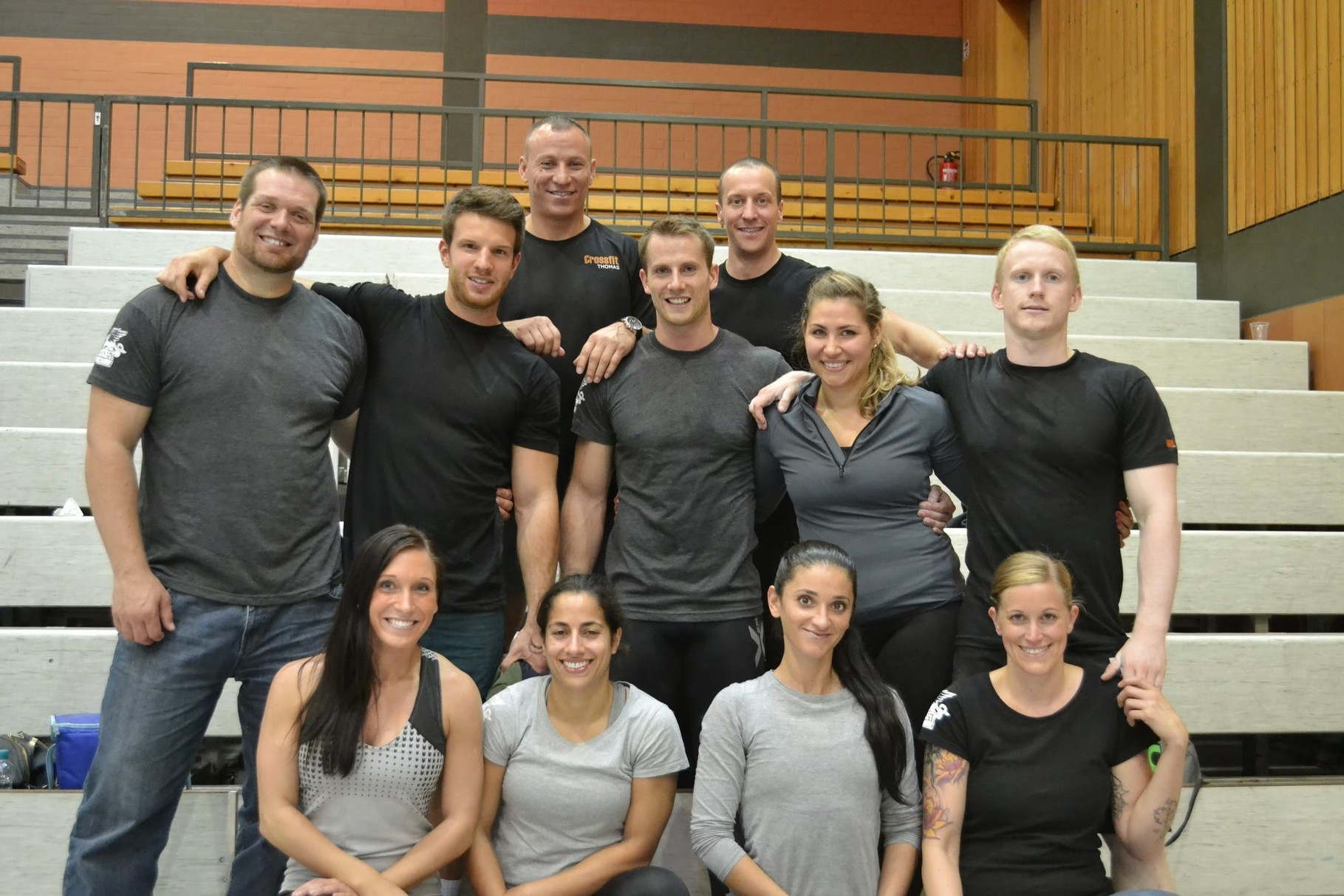 Team CrossFit Basis Karlsruhe