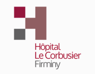 Hopital Lecorbusier Firminy centre orthogénique cabinetsagesfemmestuya