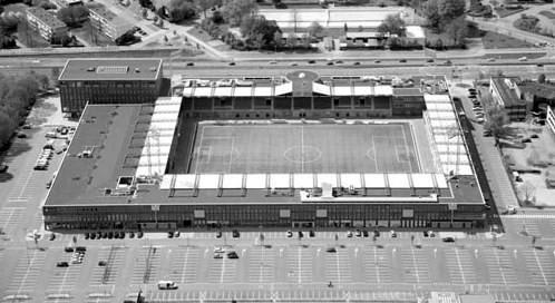 Stadion complex Zwolle