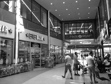 Winkelcentrum De opgang, Amsterdam