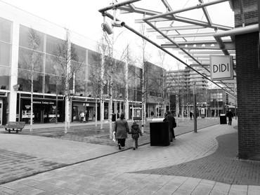 Winkelcentrum in de Bogaard, Rijswijk