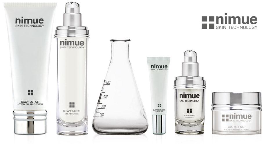 Nimue Skin Technology Kosmetik Studio Hamburg