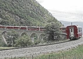 Taxi Serfaus Fiss Ladis - Bernina Express