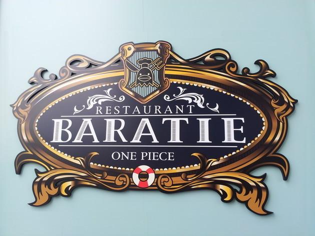 Baratie in Odaiba