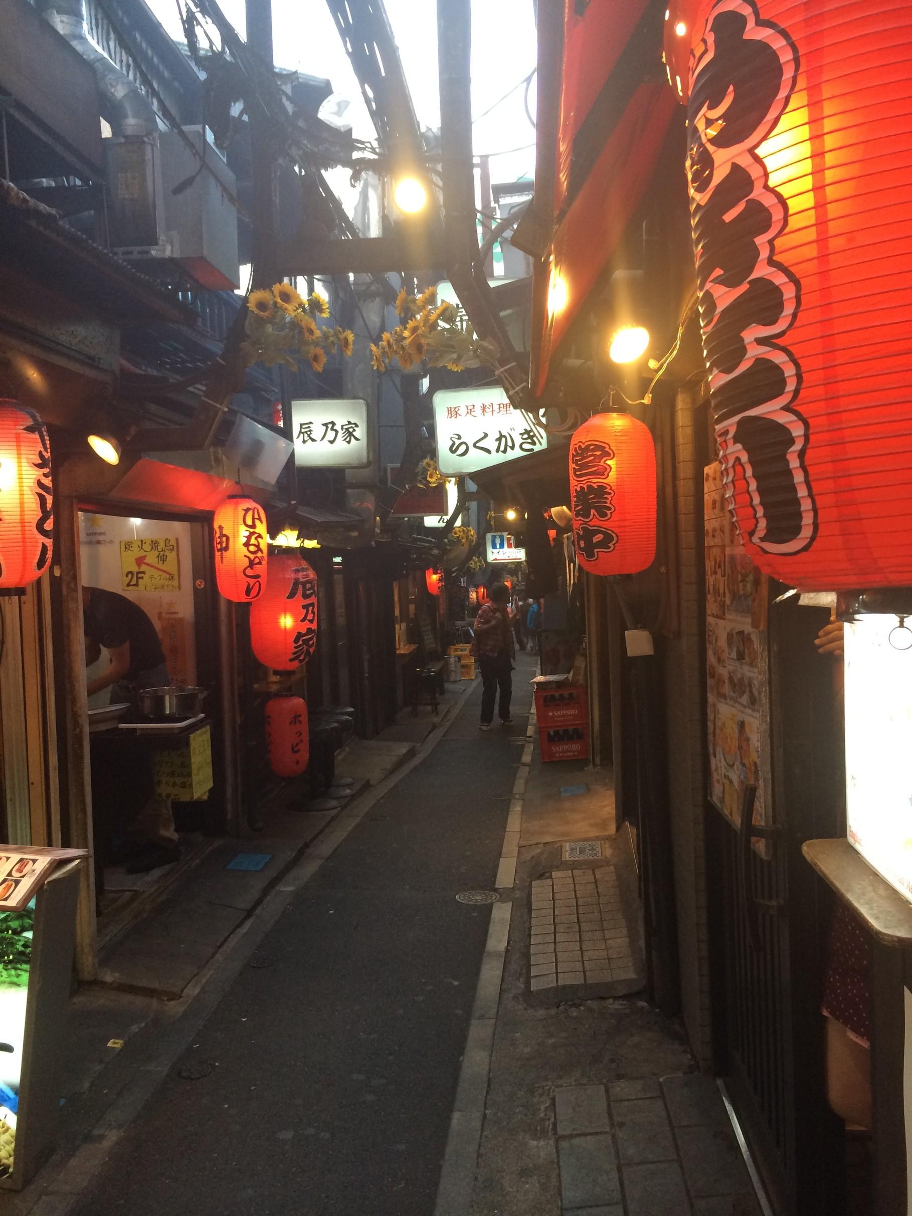 Find The Best Yokocho Alleys In Tokyo Picrumb