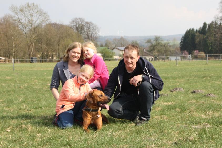 Eddie und seine Familie