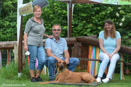 Renate und Peter mit Cya