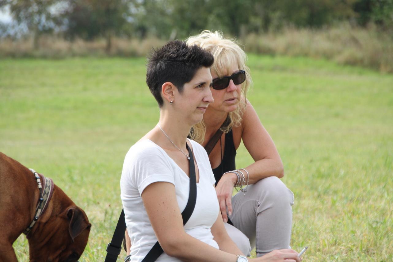 Diana und Susanne
