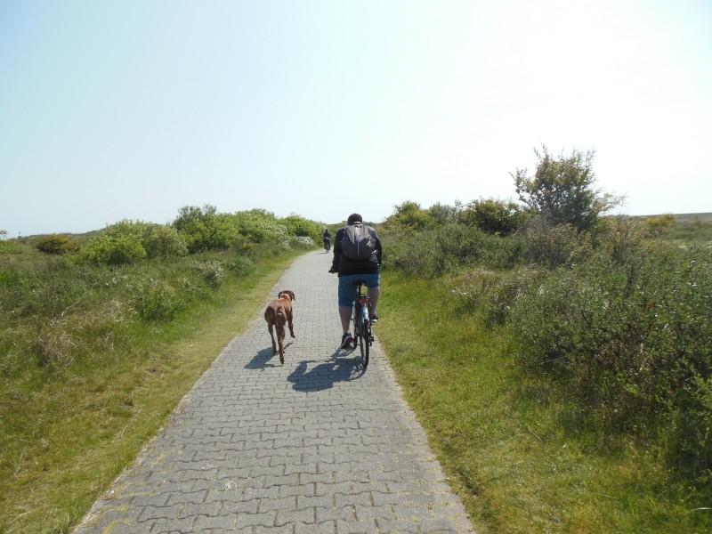 Fahrradtour zum Ostland und zurück
