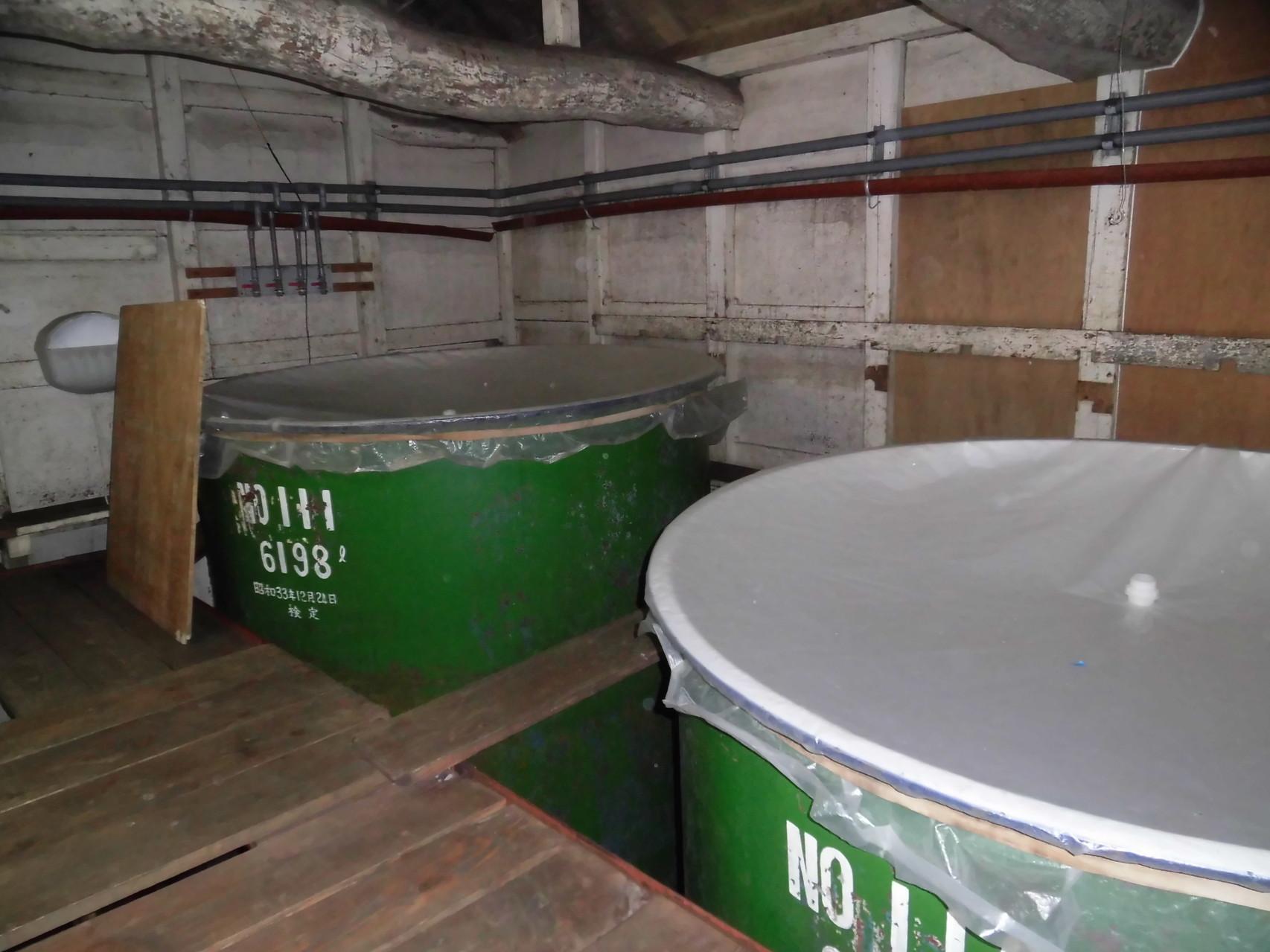 発酵タンク