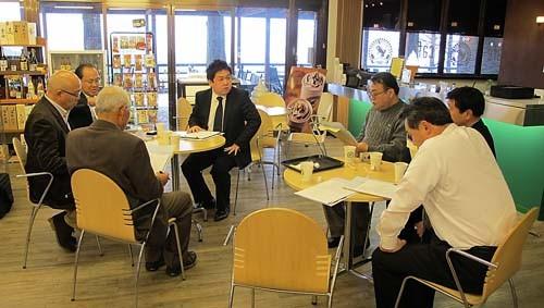 小規模事業者地域力活用新事業全国展開支援事業 宮崎視察 花の駅 生駒高原