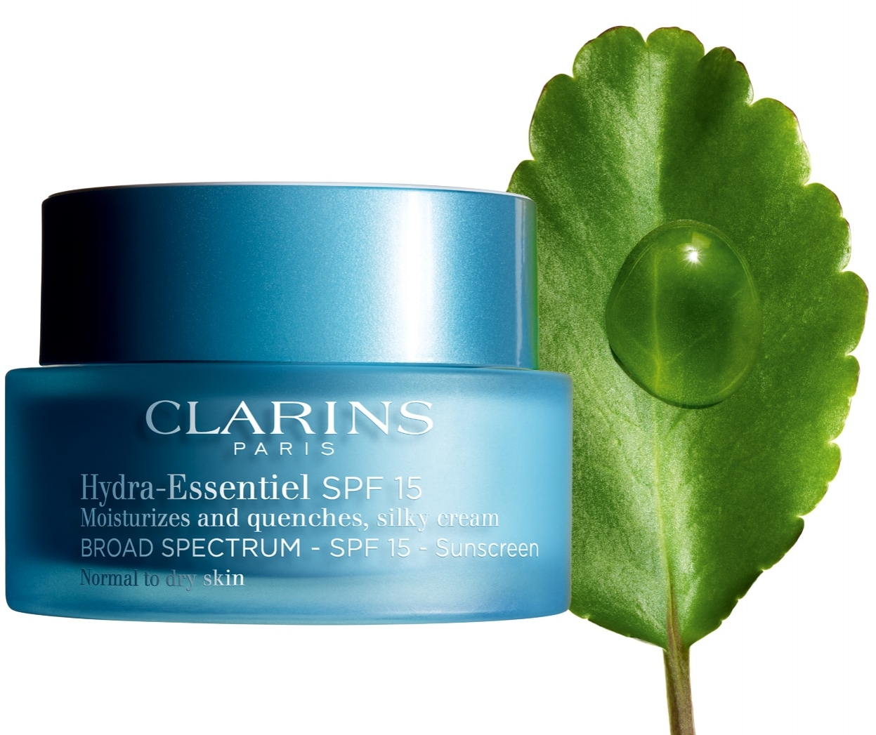 Hydra-Essentiel SPF15 Crème Désaltérante clarins