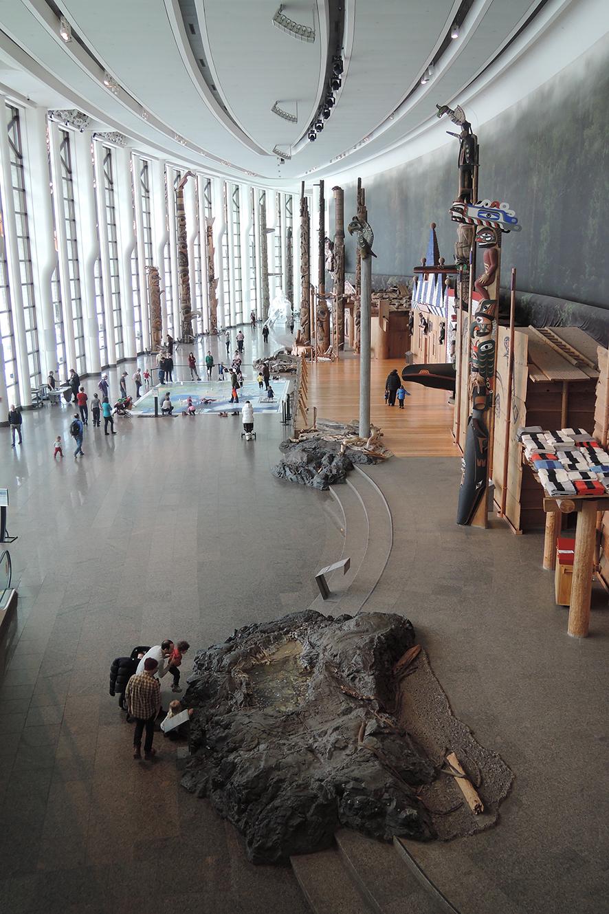 Musée de la civilisation Ottawa