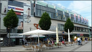 Wertermittlung Shopping Center