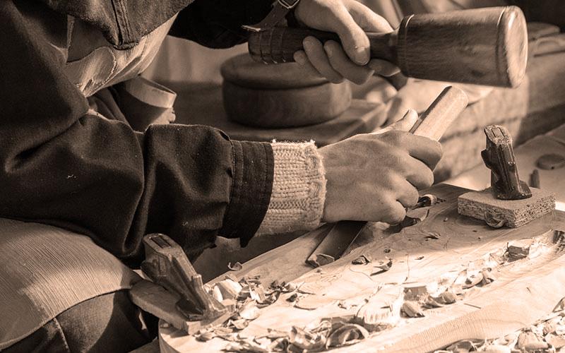 portagioie in legno di Sorrento lavorate a mano Brand Argenio Napoli