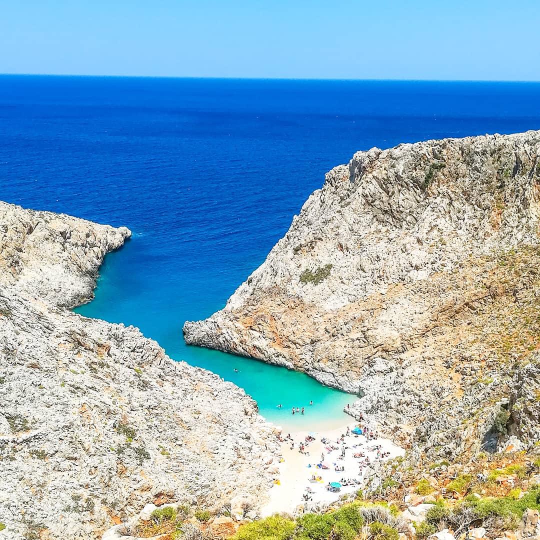 Kreta - Seitan Limania