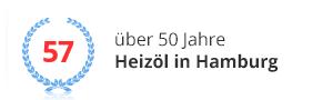 Seit über 50 Jahren Ihr Lieferant von Heizöl in Hamburg