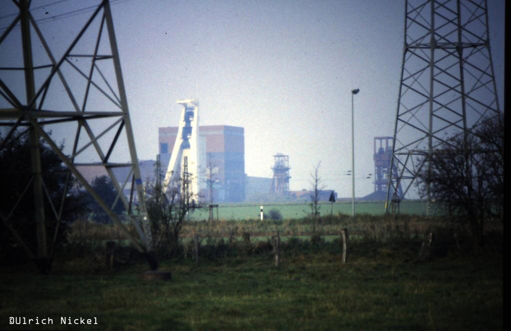 Die Aufbereitung wurde nach dem Verbund mit Ewald am 15.06.1991 gesprengt