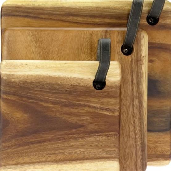 Holzbrettchen zum Aufhängen - praktisch und hochwertig