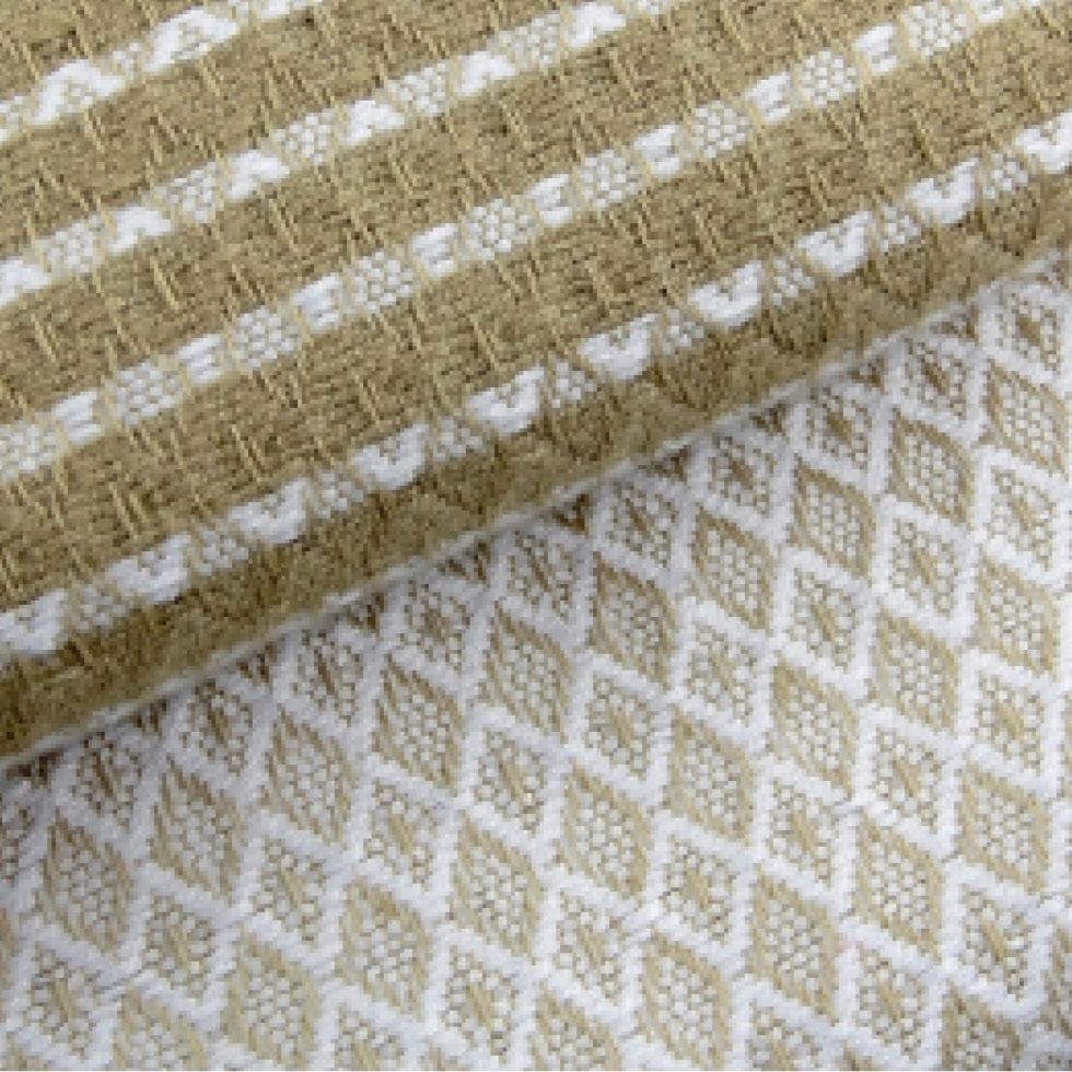 Feine Struktur per Hand gewebt - traditionelle Produkte mit Qualität