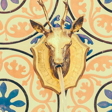 Individuellen Stil ins Bad zaubern - mit orientalischen Accessoires