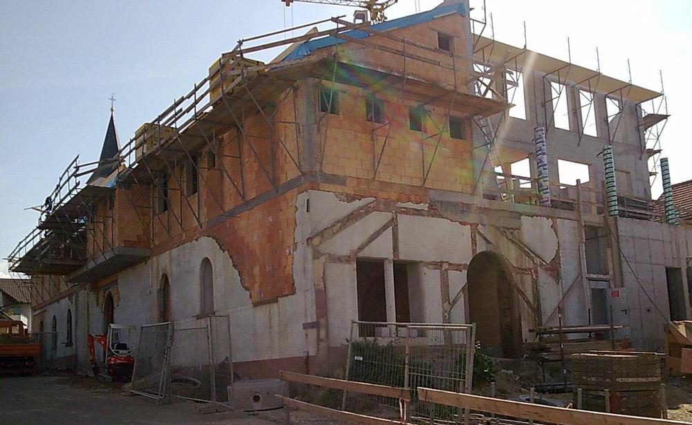 Sanierung und Anbau Dorfgemeinschaftshaus Urloffen
